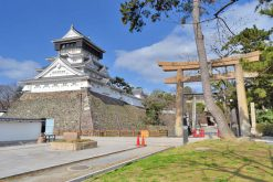 Kokura Castle Kitakyushu shore excursions