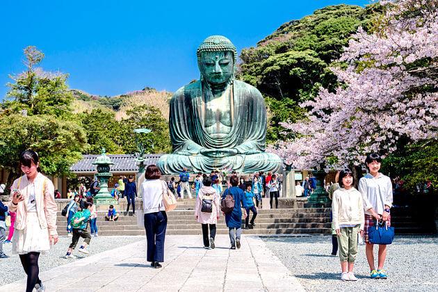 Kotokuin Temple Tokyo shore excursions