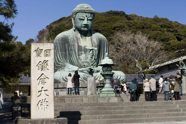 Kotokuin Temple attractions Kamakura shore excursions