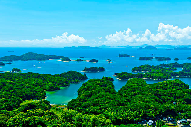 Kujuku Islands Observation Sasebo shore excursions