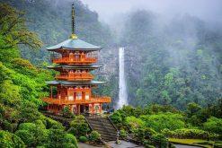 Kumano exploring tour