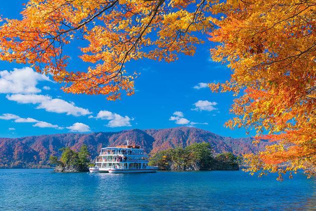 Lake Towada Cruise Aomori