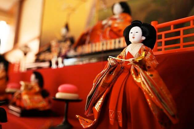 Lunch with Maiko & Doll making experience