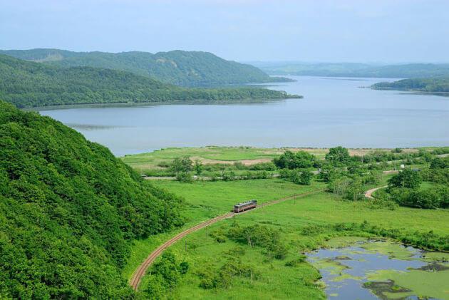 Marshland Kushiro shore excursions