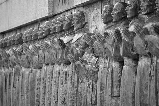 Martyrdom of the 26 Saints Nagasaki attractions