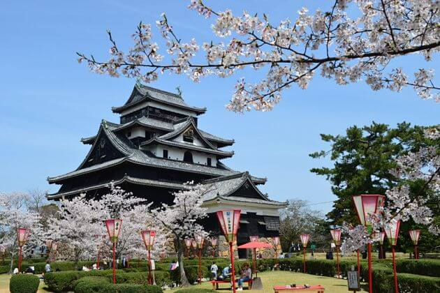 Matsue Castle Sakaiminato