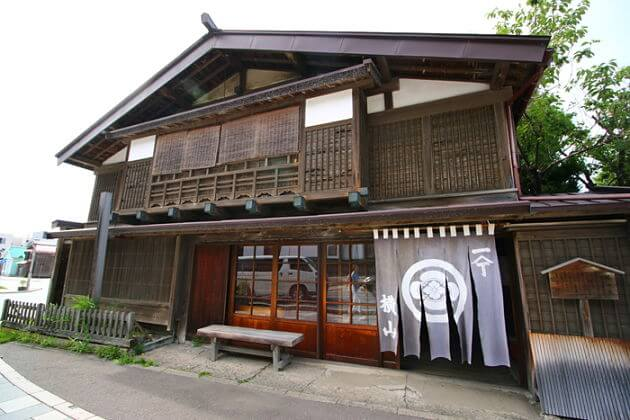 Merchant Former Residence Hakodate shore excursions