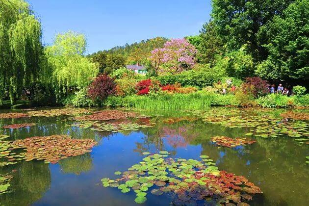Monet's Garden Marmottan-Kochi