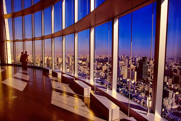 Mori-Tower-Capture-Tokyo-Tower