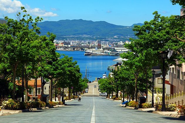 Motomachi Area attractions Hakodate shore excursions