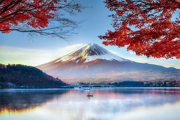 Mount-Fuji-Five-Lake