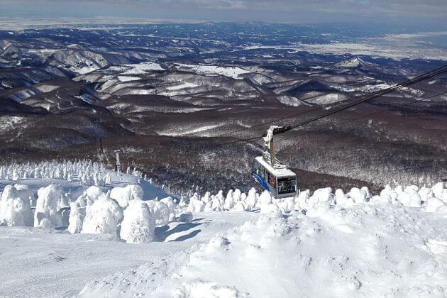 Mount Hakkoda Aomori shore excursions