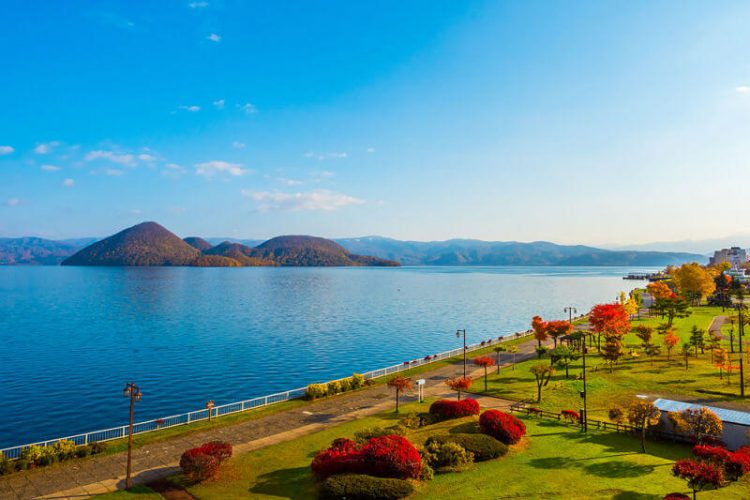 Muroran natural exploring tour