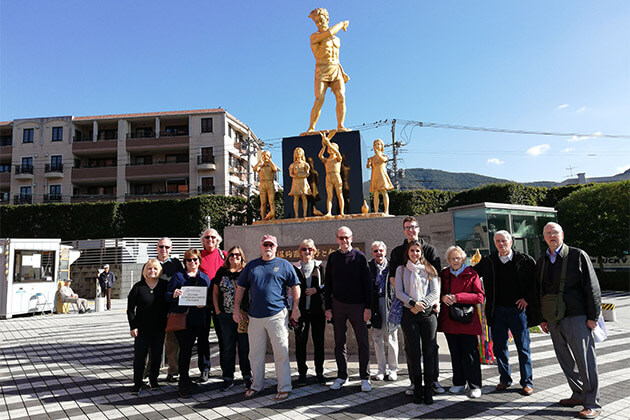 Nagasaki Tour & Day Trips from cruise port