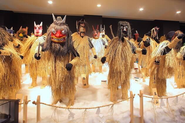 Namahage Museum Akita shore excursions