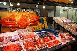 Nihonkai Sakana Machi Fish Market