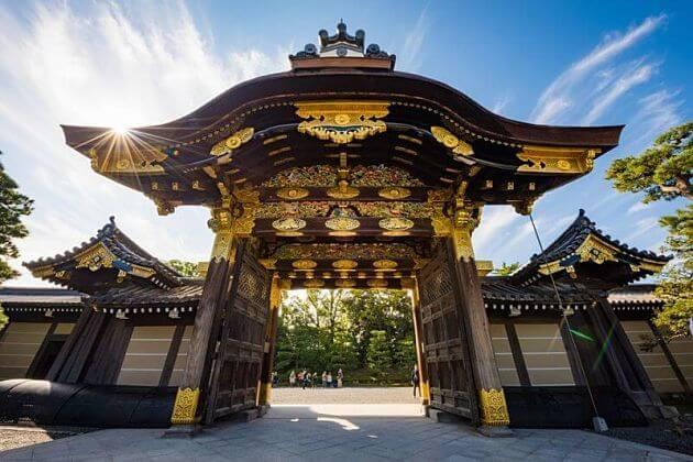 Niji-Jo-Castle-Kyoto-shore-excursions-from-Kobe