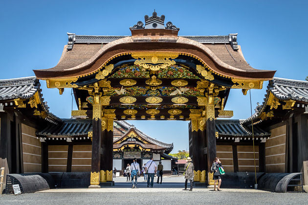 Nijo-Jo Castle Kyoto