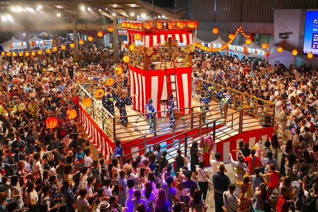 Obon Festival - best time to visit Japan