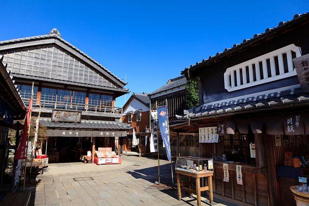 Oharaimachi and Okage Yokocho Square