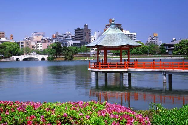 Ohori Park Fukuoka shore excursions