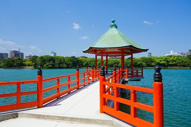 Ohori Park Muroran shore excursions
