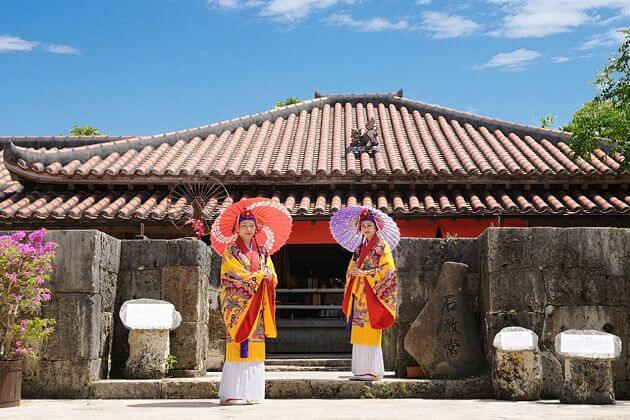 Okinawa World attractions for shore excursions