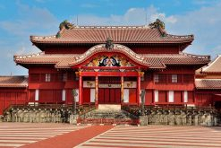 Okinawa shore excursions from Naha port