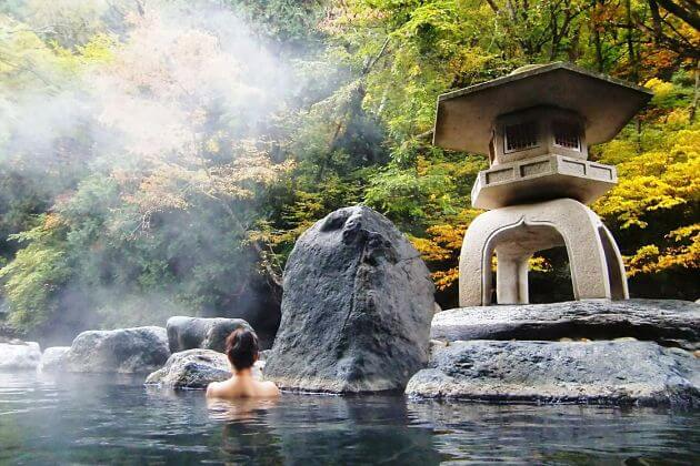 Onsen Experience Japan