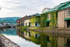 Otaru Canal shore excursions