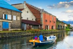 Otaru highlights shore excursions