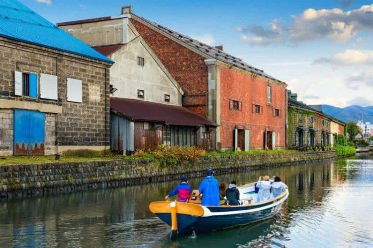 Otaru highlights shore excursions