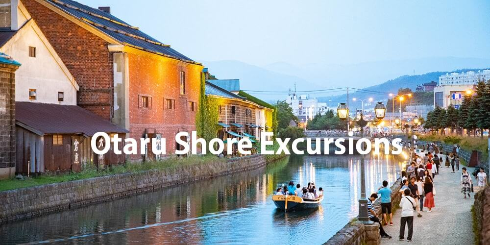 Otaru shore excursions
