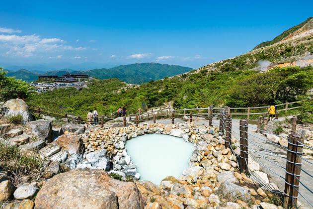Owakudani Valley Shimizu shore excursions