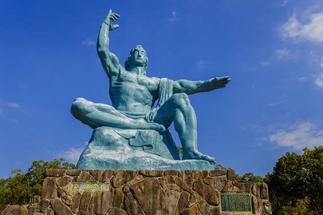 Peace-Memorial-Park-Nagasaki-shore-excursions