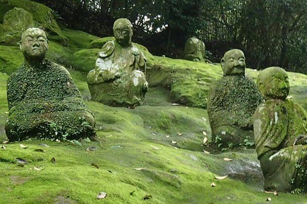 Reigando Cave Kumamoto shore excursions