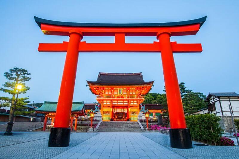 Religions Beliefs Japan shore excursions
