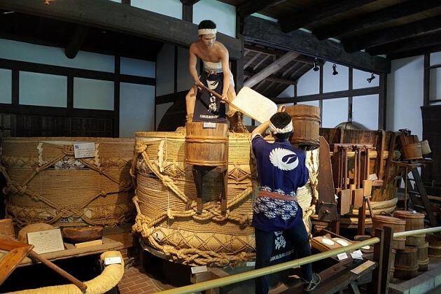 Sake Brewery-Nada-Osaka-shore-excursions