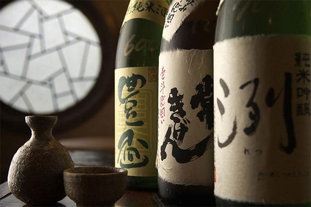 Sake - Japanese Rice Wine