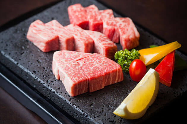 Sample Kobe Beef Kobe shore excursions