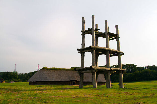 Sannai Maruyama Historical Site