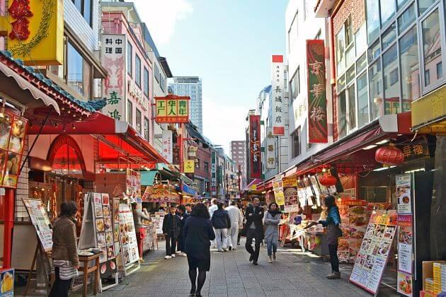 Sannomiya-Motomachi-Kobe-shore-excursions