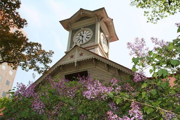 Sapporo Clock Tower Muroran shore excursions