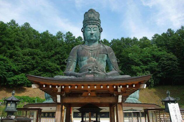 Seiryu-ji Temple attractions Aomori shore excursions