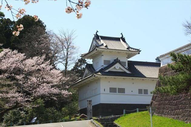 Sendai Castle Ishinomaki