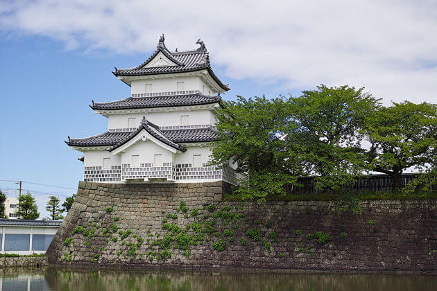 Shibata Castle Niigata
