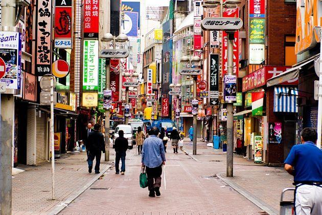 Shibuya-Street-Tokyo