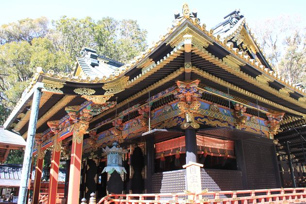 Shimizu shore excursions attractions Kunozan Toshogu Shrine