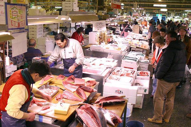 Shiogama Fish Market Ishinomaki shore excursions