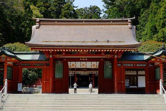 Shiogama Shrine Ishinomaki shore excursions